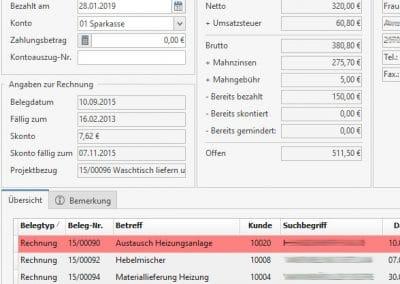 Infos zum OP TopKontor Handwerk OP-Verwaltung