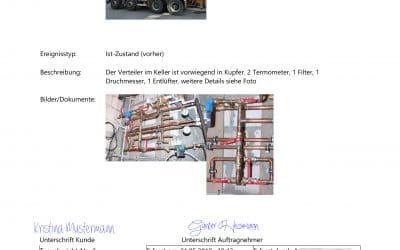 Digitale Baudokumentation: Meister Lampe rettet den Tag
