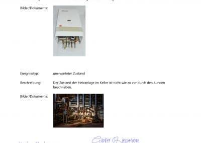 Bautagebuch Seite 4 aus Baudoku TopKontor Handwerk